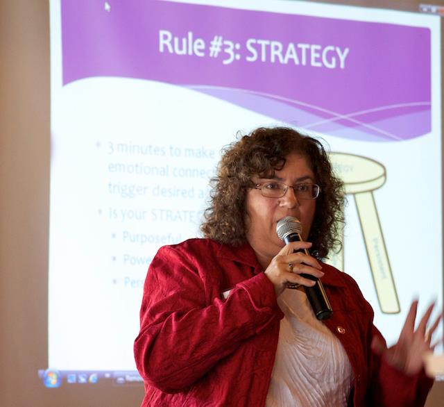 Win Day at eWomenNetwork event Calgary AB