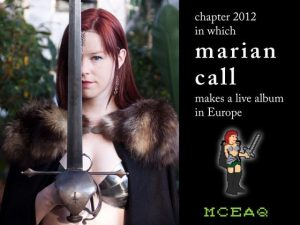 Marian Call European Adventure Quest